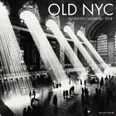 Old New York City 2018 Wall Calendar