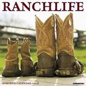 Ranchlife 2018 Wall Calendar