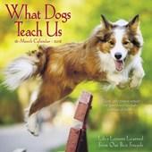 What Dogs Teach Us 2018 Calendar