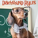 Dachshund Rules | Willow Creek Press |