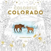 Colorful Colorado Coloring Journal | Amanda Lenz |