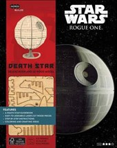 Incredibuilds: star wars: rogue one incredibuilds - death star