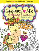 Mommy and Me Coloring Scripture