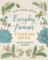 Everyday Promises Coloring Book