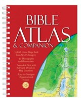 Bible Atlas & Companion | Christopher D. Hudson |
