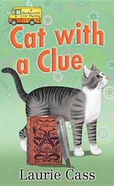 Cat with a Clue | Laurie Cass |