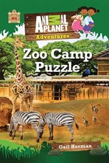 Zoo Camp Puzzle | Gail Herman |