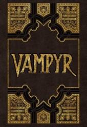 Buffy the Vampire Slayer Vampyr Literary Stationery Set