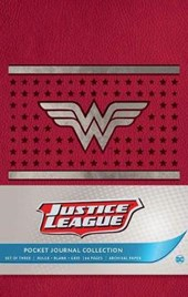DC Comics: Justice League Pocket Journal Collection