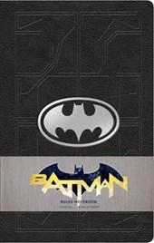 Dc comics: batman ruled journal artist edition