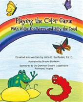 Playing the Color Game with Willie the Worm and Silly the Snail