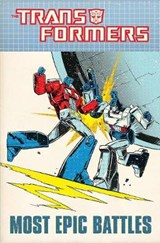 Transformers: Most Epic Battles | Bob Budiansky |