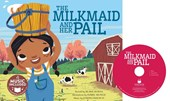 The Milkmaid and Her Pail [With CD (Audio) and Access Code]