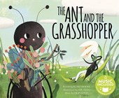 The Ant and the Grasshopper | Blake Hoena |