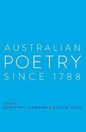 Australian Poetry Since