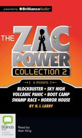 Zac Power Collection