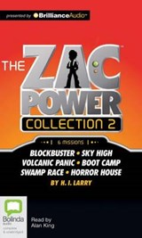Zac Power Collection | H I Larry |
