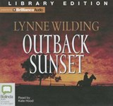 Outback Sunset | Lynne Wilding |