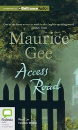 Access Road | Maurice Gee |