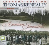 American Scoundrel | Thomas Keneally |
