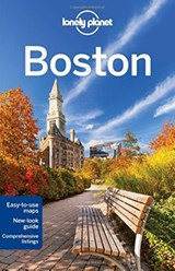 Lonely planet city guide: boston (6th ed) | Lonely Planet |