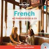 Lonely planet phrasebook : french & audio cd (3rd ed)