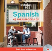 Lonely planet phrasebook : spanish & audio cd (3rd ed)