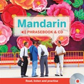Lonely planet: mandarin phrasebook & audio cd (3rd ed) |  |