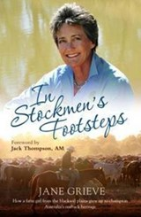 In Stockmen's Footsteps | Jane Grieve |