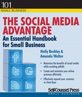 The Social Media Advantage | Berkley, Holly ; Walter, Amanda |