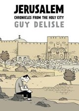 Jerusalem | Guy Delisle |