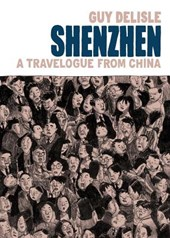 Shenzhen: a traveloque from china