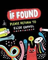 If found ..  please return to elise gravel