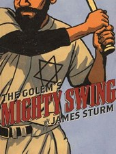 Golem's mighty swing