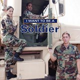 I Want to Be a Soldier | Dan Liebman |