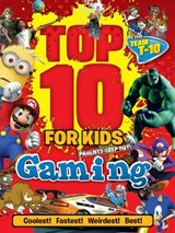 Top 10 for Kids Gaming | Paul Terry |