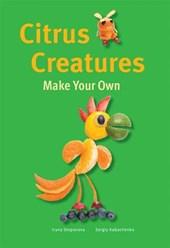 Citrus Fruit Creatures
