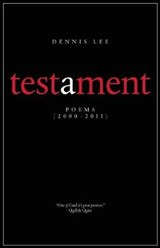 Testament | Dennis Lee |