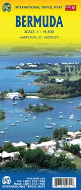 Bermuda Travel Reference Map 1 : |  |