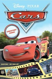 Disney/Pixar Cars Cinestory Comic