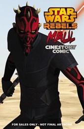 Star Wars Rebels Maul Cinestory Comic
