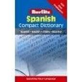 Berlitz Spanish Compact Dictionary