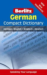 Berlitz German Compact Dictionary | Berlitz Publishing |