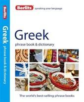 Berlitz Phrase Book & Dictionary Greek