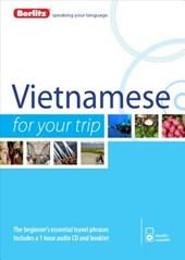 Berlitz Vietnamese for Your Trip