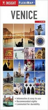 Insight Flexi Map Venice | Insight Guides |