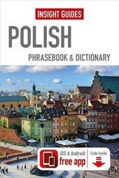 Insight Guides Polish Phrasebook & Dictionary
