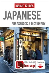 Insight Guides Japanese Phrasebook & Dictionary