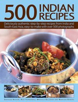 500 Indian Recipes | Shehzad Husain |