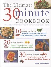 The Ultimate 30 Minute Cookbook | Jenni Fleetwood |